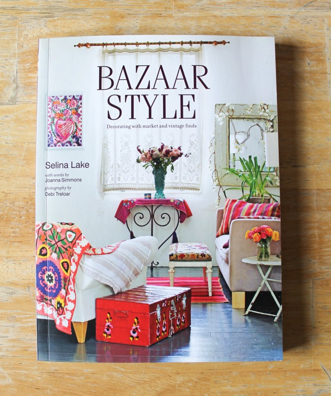 bohemian style and home decor inspiration books | bhakti creative