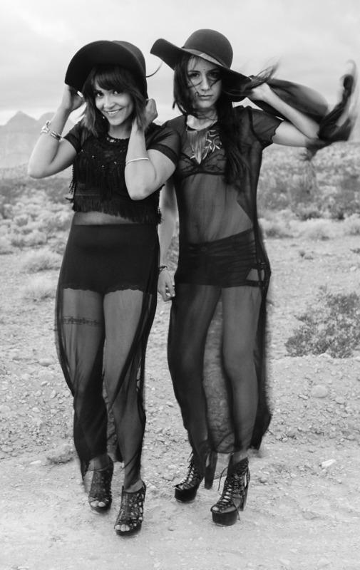 wild and free boho babes by Bhakti Creative