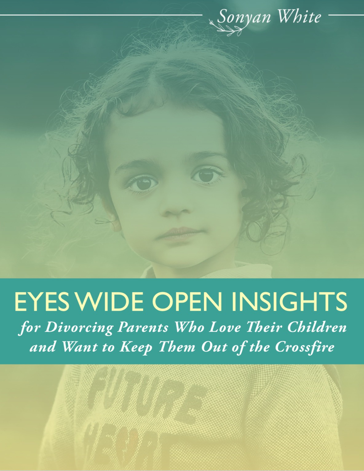 children in divorce pdf guide by Bhakti Creative