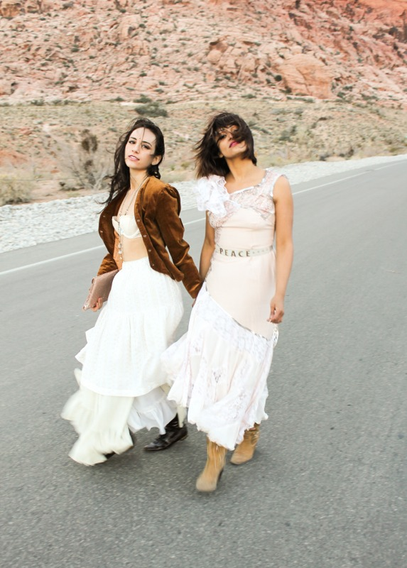 Bohemian Chic Girls by Bhakti Creative