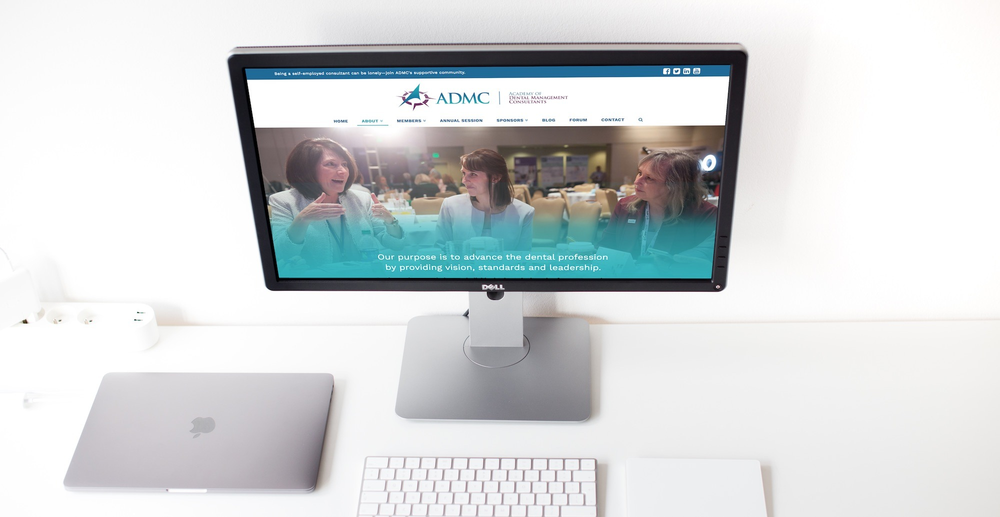 directory website design for ADMC